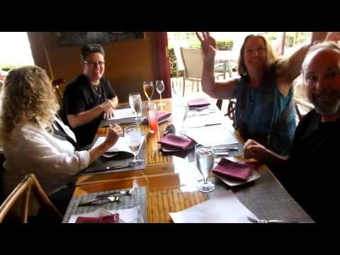 Bruce Wheeler's 73rd Birthday Dinner Party Video