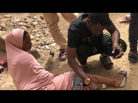 Kalli Yadda Wani Alhaji Yayi Lalata Da Kanwar Matar Sa (Part 1) Short Film 2019