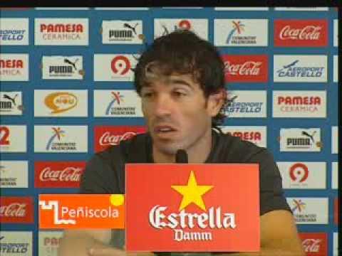 Rueda de prensa de Javi Venta y Jonathan Pereira (13.07.2009)
