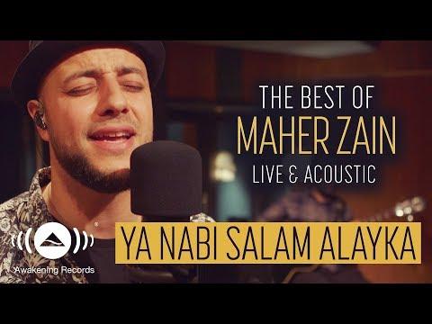 Video Maher Zain - Ya Nabi Salam Alayka | ماهر زين - يا نبي سلام عليك (Live & Acoustic - 2018) download in MP3, 3GP, MP4, WEBM, AVI, FLV January 2017