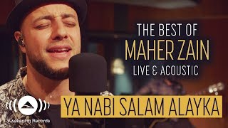 Video Maher Zain - Ya Nabi Salam Alayka ماهر زين يا نبي سلام عليك | The Best of Maher Zain Live & Acoustic MP3, 3GP, MP4, WEBM, AVI, FLV April 2019