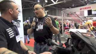 10. Part 2 - Spyder TV - 2014 Can Am Spyder Review RTS limited with BRP.