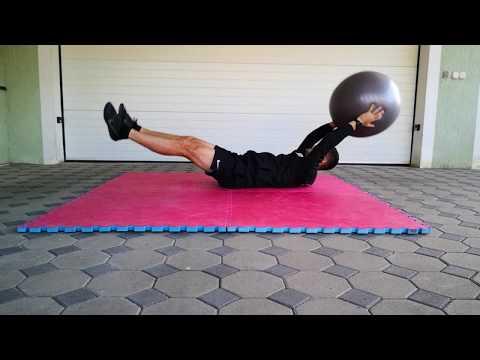 #VježbajDoma za suce 12: Trening jakosti i mišićne izdržljivosti