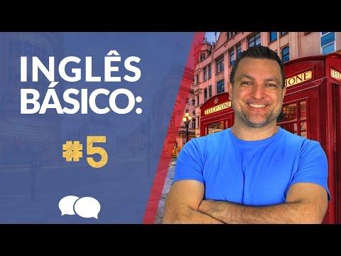 AULA DE INGLES BASICO 5