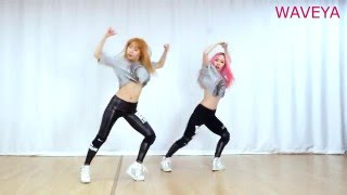 Worth It _ Fifth harmony (Choreography Ari MiU) WAVEYA