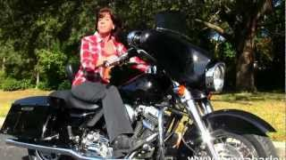 9. Used 2006 Harley-Davidson FLHX Street Glide Motorcycles for sale
