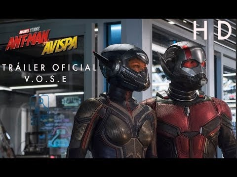 Ant-Man y la Avispa - Primer Tráiler Oficial en V.O.S.E?>