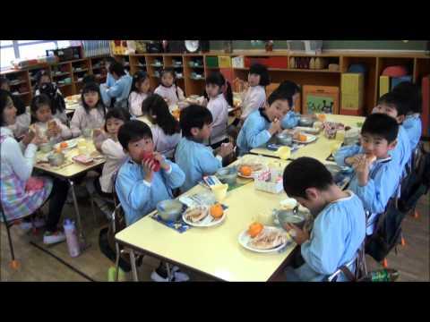 目指せ!幼稚園界のディズニーランド 「最後の給食」 笠間市 ともべ幼稚園