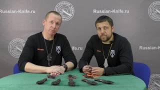 """Видео-обзор """"Оберега"""" - нового серийного ножа от РВС"""