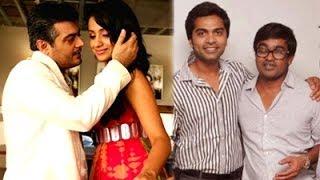 Trisha in Ajith-Gautham&Simbhu-Selva Films