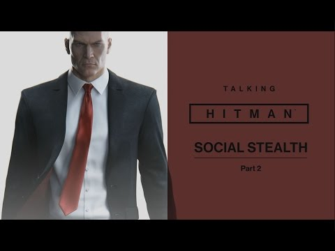 Hitman – Social Stealth – HD Gameplay Trailer