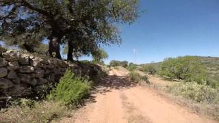 Descida Cerro de São Miguel
