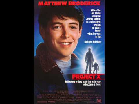 The Music of Project X (1987), Pt 1