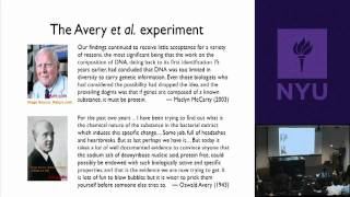 Natural Science II: Genomes And Diversity - DNA