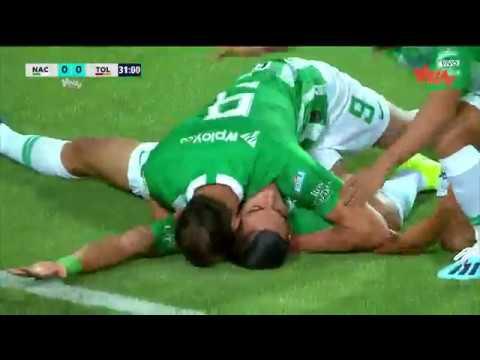 Nacional vs Tolima (1-0) Liga Aguila 2019-II   Fecha 13
