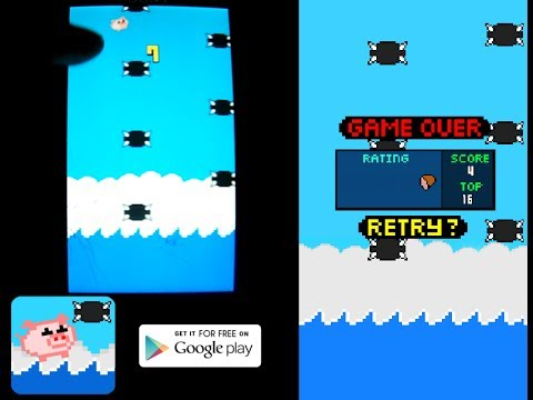 Video of Flappy Pig (Ad free, no ads)
