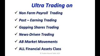 Introduction to Thomas SAW's Ultra Trading - April 2015 - 14042015 - 02