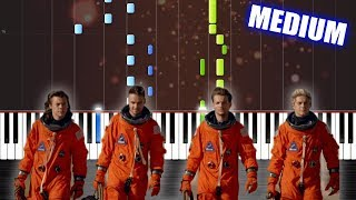One Direction - Drag Me Down - Piano Cover/Tutorial Ноты и М�Д� (MIDI) можем выслать Вам (Sheet musi