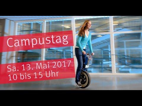 Campustag 2017 – die Hochschule Karlsruhe hautnah erleben