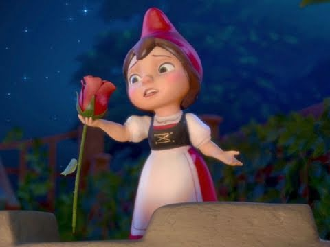 "Gnomeo & Juliet Movie Clip ""Balcony"" Official (HD)"