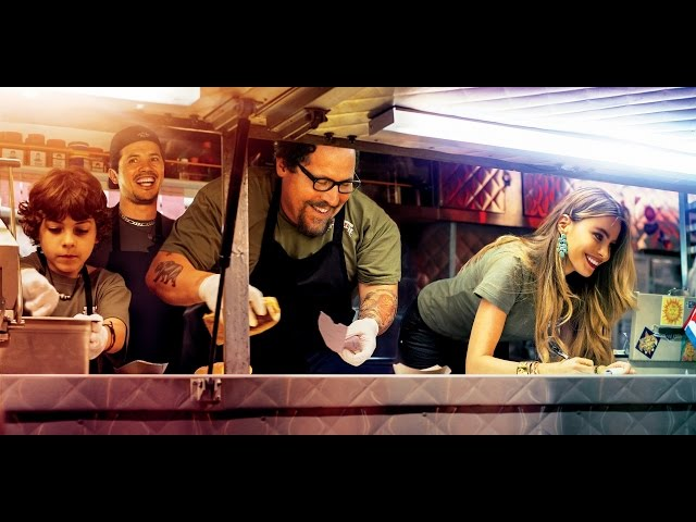 映画『シェフ 三ツ星フードトラック始めました』 予告編 2015年2月28日(土)公開