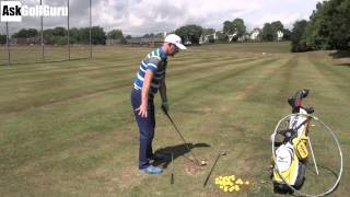 Improve Your Golf Club Path On The Range
