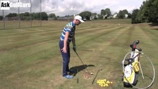 Improve Your Golf Club Path On The Range