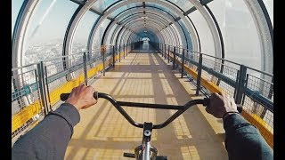 Video Nigel Sylvester | GO - London to Paris MP3, 3GP, MP4, WEBM, AVI, FLV September 2018
