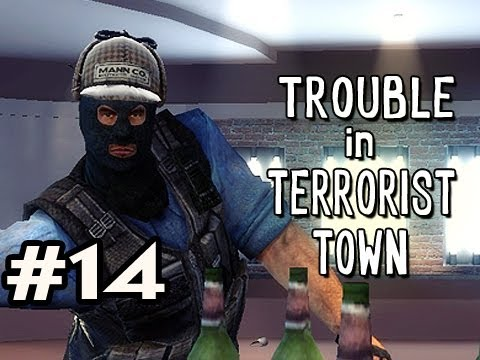 Trouble In Terrorist Town w/Nova &amp; Sp00n Ep.14: I'll KILL HIM BEFORE I DO Video