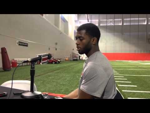 J.T. Barrett talks Cardale Jones video.