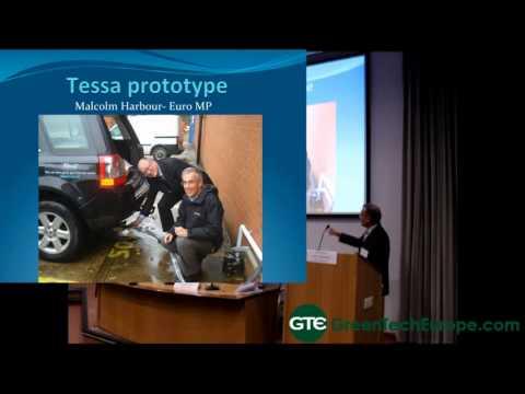 Atmos Innovation Presentation: TESSA