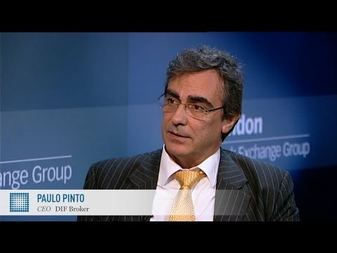 Paulo Pinto on investing online | DIF Broker | World Finance Videos