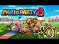 Let s Play : Mario Party 8 Parte 1