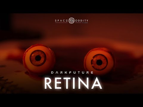 RETINA (laptop camera horror film)