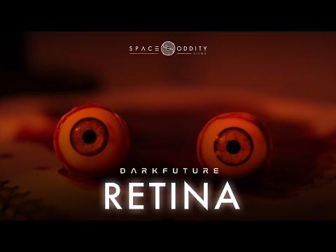 RETINA (laptop camera horror film)