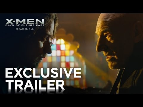 X-MEN: DAYS OF FUTURE PAST - Official Trailer (2014)