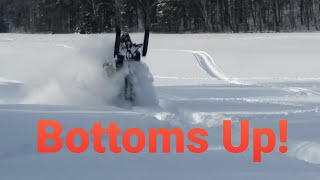8. 2019 Arctic Cat High Country 800 Northern Maine