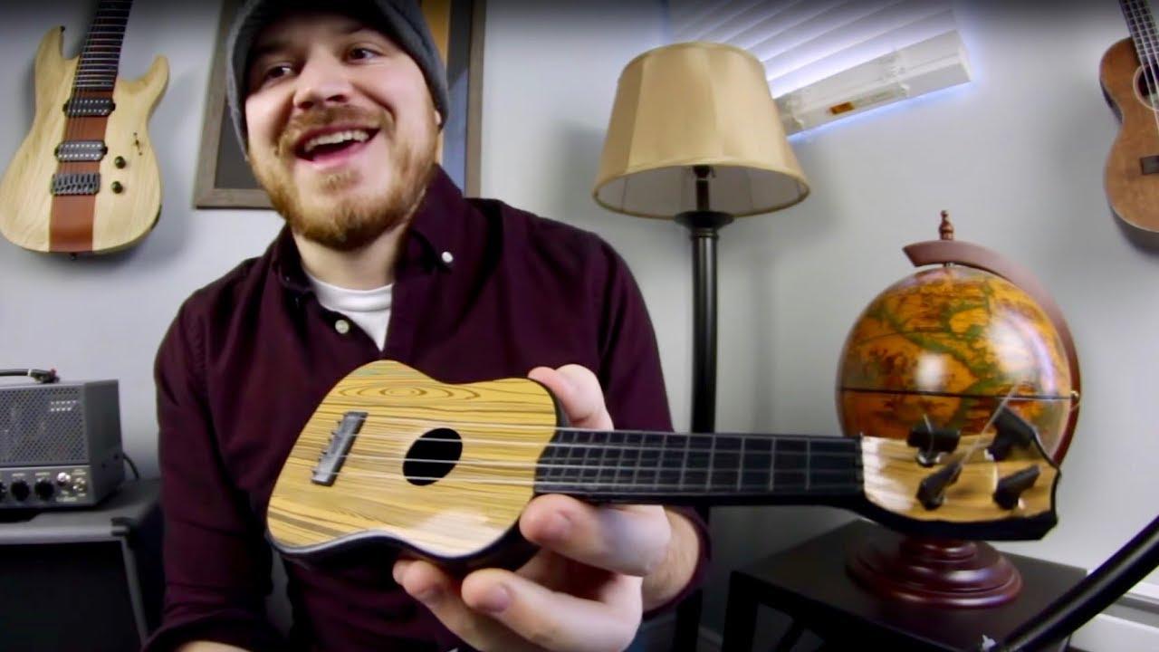 $1 Guitar