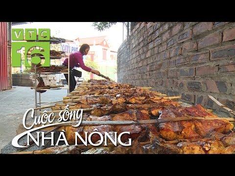 Đậm đà cá nướng Thái Xuyên, Thái Bình - CSNN 387 | VTC16 - Thời lượng: 30:15.
