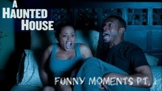 Nonton A Haunted House 2013  Funny Moments Film Subtitle Indonesia Streaming Movie Download