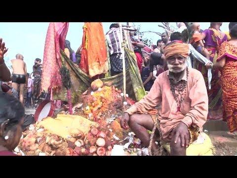 Historic Medaram Jatara Witnesses Huge Crowd