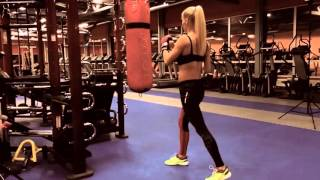 Time Lapse video from fitness model photoshooting in Riga, Latvia. Nov 2015.