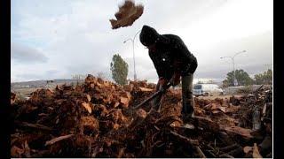 وسائل التدفئة البديلة في ظل الحصار – مرايا الغوطة