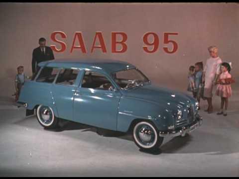 Saab 95&#39in 1961&#39deki TV reklam&#305