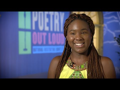 Poetry Out Loud: 2018 Virginia Finals