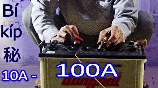 Video Cách phục hồi ắc quy 10a, 30A to 100A, 12V Battery Recovery  TIP11 MP3, 3GP, MP4, WEBM, AVI, FLV Desember 2018
