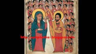 Ethiopian Orthodox Mezmur (ymeta Kebero Yyaz Begena)
