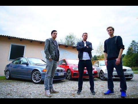 GOLF GTI  vs. BMW E46 328i Limo und 330ci Coupe - welcher macht mehr Spaß? Fahr doch HD