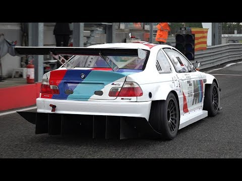 Supercharged BMW M3 E46 'GTR' Time Attack Build With Sequential Gearbox ONBOARD @ Track!