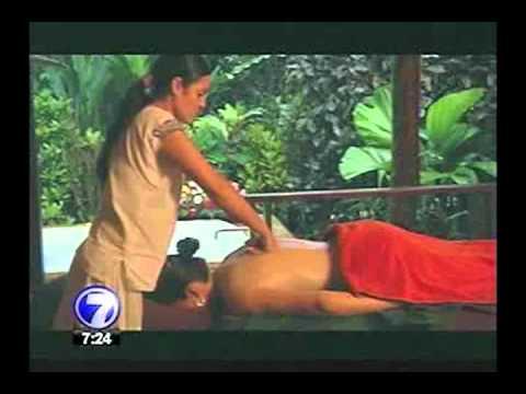 TELENOTICIAS COSTA RICA HOTEL TABACON THE GRAND SPA 24-05-2012